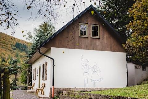 Alojamiento único cerca de Banská Štiavnica