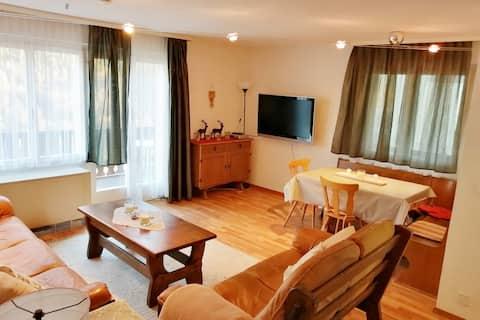Riederhorn, gemütliche 3 Zimmer Wohnung