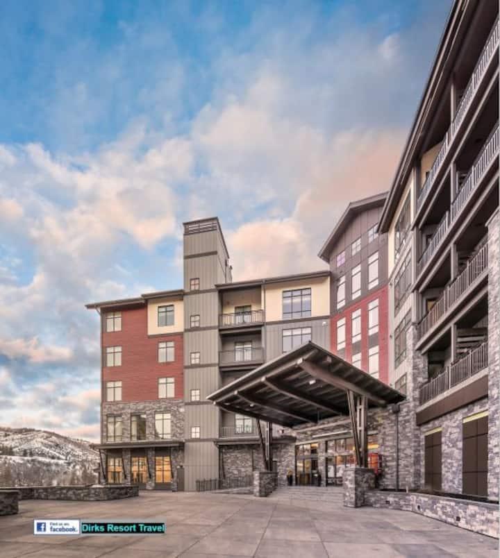 Wyndham Resort as Avon 1BR Pres IBc