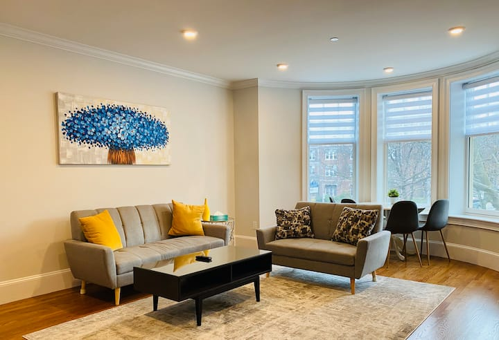 Brand New Lovely 2B2B Apartment with one parking