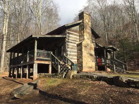 The Stonewall Cabin, near Marlinton WV