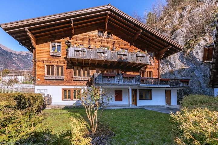 Friends & Family- Appartement, Brienz