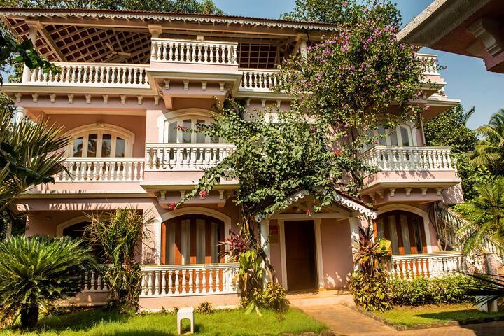 HomePlus Sunstone 2BHK Luxury Villa  with Pool