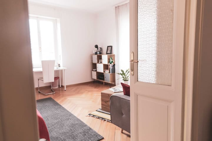 TI-SHARE. Flat To Share in the Heart of Lugano