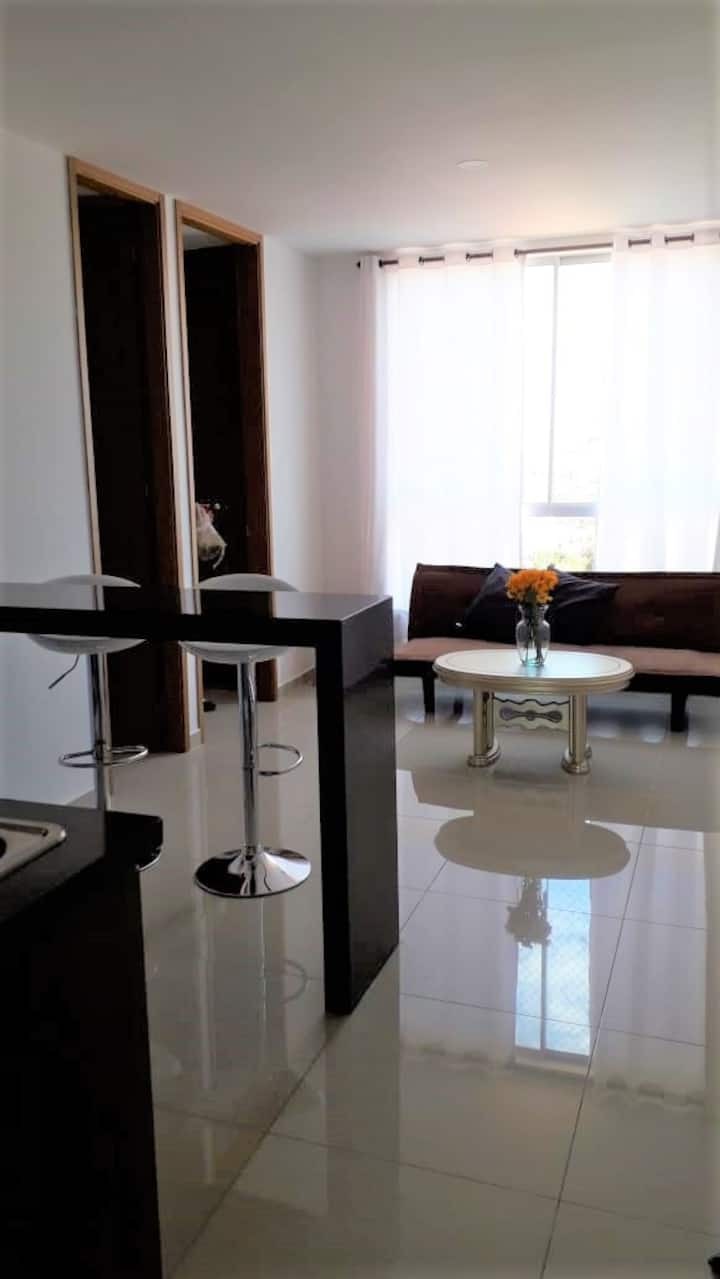 Comfortable Apartment, Great Location Barranquilla