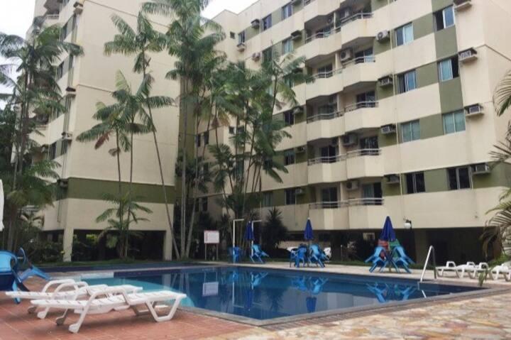 Apartamento Maravilhoso em Manaus (Parque 10)