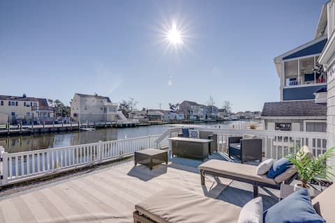 """""""Baycation House"""" Waterfront Beach Haven West"""