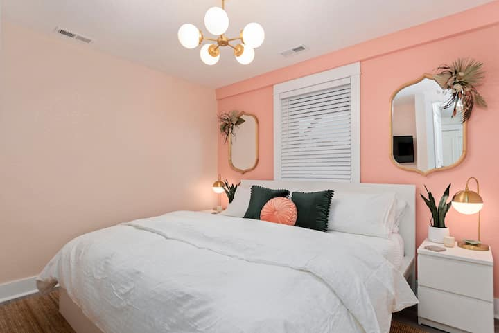 The Rosé Hideaway - W/King Bed Close To The Bay