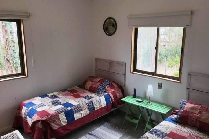 2° habitación con ventanas hacia el poniente