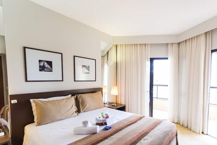 Bonaparte Hotel - Luxo / Limpeza Diária