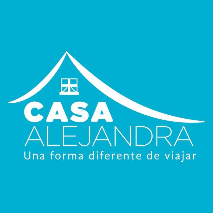 Casa Alejandra: Una forma diferente de viajar