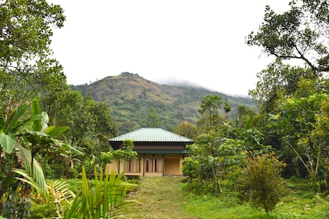Solitude Munnar, Contemporary Mud House