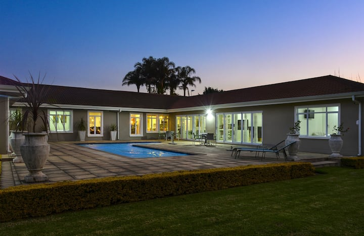 Luxury Aloe Suite @ 66 On Monzali Hilton Kzn