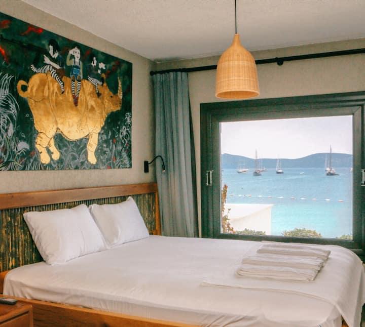 Surfer Caravan Gastro Pub & Suites - Rhino Suite