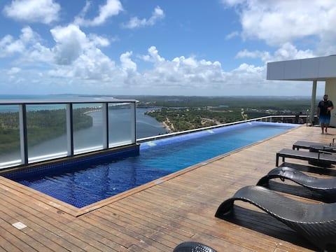Suíte Luxo Paiva Home Stay - Conforto e Bela vista
