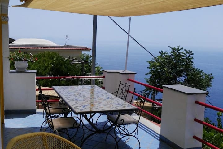 Casa Le Porpore in the heart of Amalfi Coast