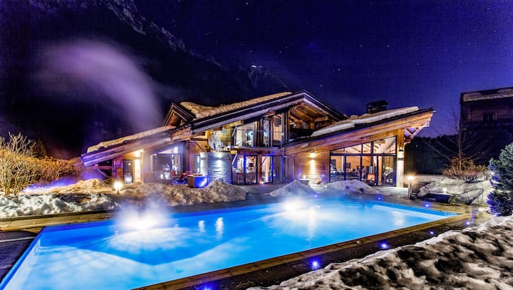 Sky chalet In Lech ready for this winter