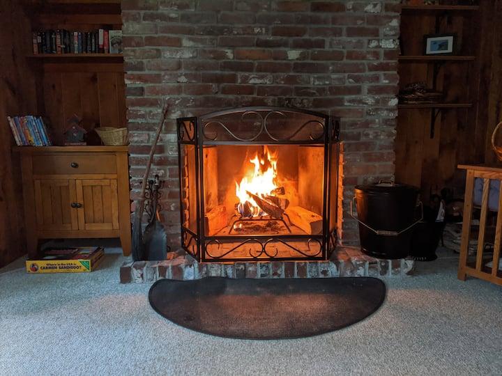 Cozy mountain getaway in Waterville Estates