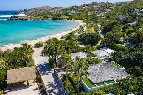 BEACH HOUSE : Océan's 20, plage à - de 50 mètres