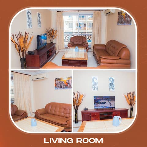 Luxurious  2 Bedrooms Apartment/Condo  in Masaki