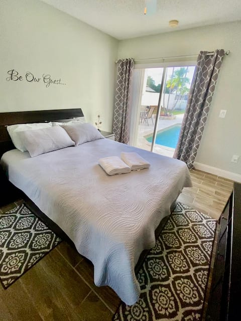 Cozy and charming suite with private entrance
