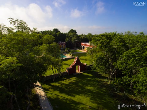 Hacienda Ticum: A slice of timeless Mexico Suite 1