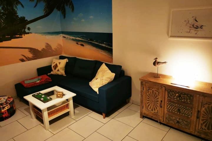 Appartement 4pers, 4min Aquarium Nausicaa et plage