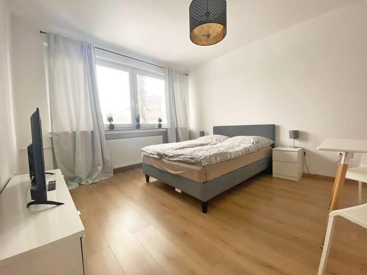 1-Zimmer Apartment in der Neustadt