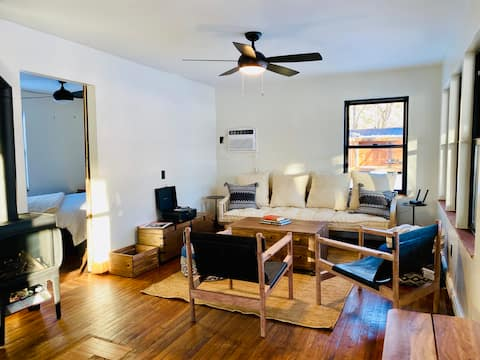 Newly-Renovated Historic Two Bedroom Cabin
