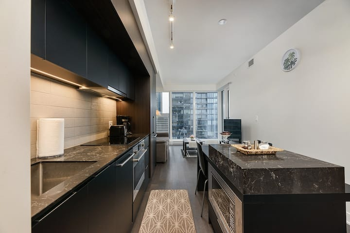Modern 1 BDRM Suite - Downtown Montreal!