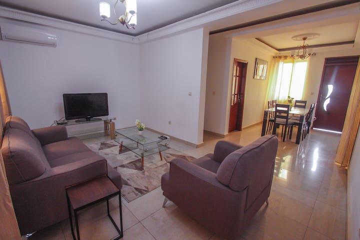 Appartement neuf de standing à 2mn du centre-ville