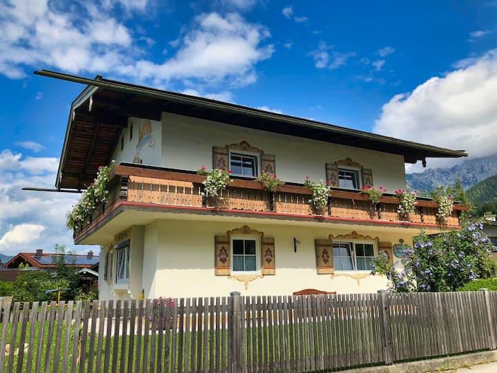Ferienhaus Bergvagabund für bis zu 12 Personen