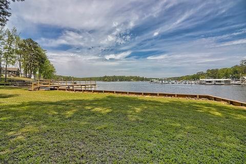 Lake life on Beaver Creek Lake Wateree!