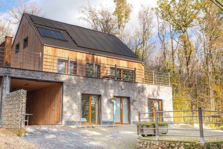 Geweldig vakantiehuis in de Belgische Ardennen