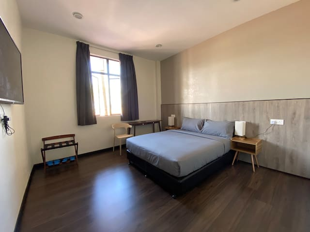Double Room @ Kampung Cina Hotel