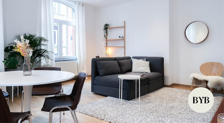 Beautiful apartment in the ❤ of Liège