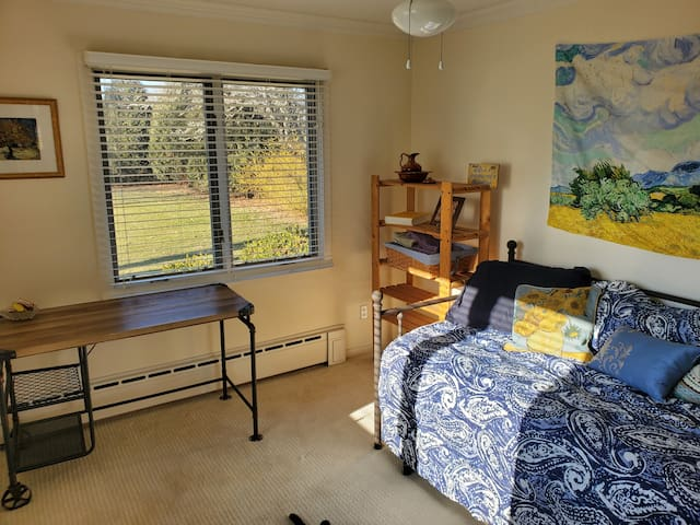 Vincent bedroom with trundle, desk and wifi