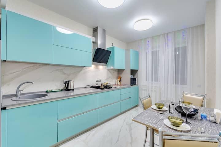 Премиум Апартаменты пр.Ленина 138