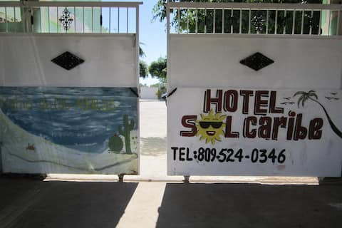 Cheap Rooms in Pedernales (Free Coffee)