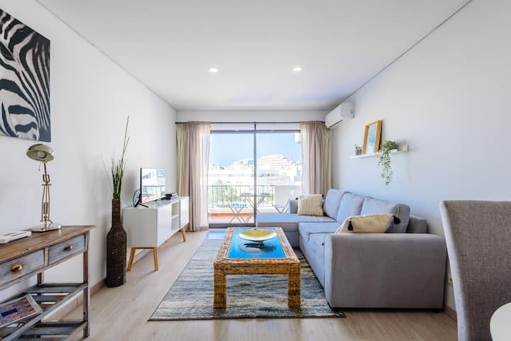 Fabuleux appartement, proche de la plage, piscine