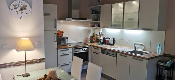 Bel appartement Villa Bergame, Résidence sécurisée