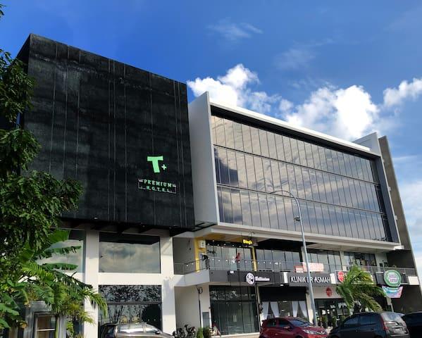T+ Premium Hotel