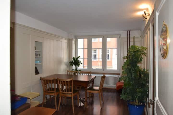 Gemütliche 3-Zimmer Wohnung in der Altstadt
