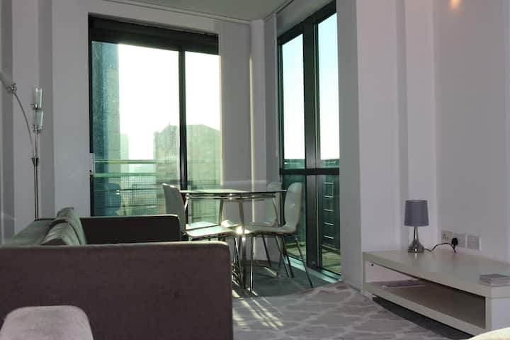 City Centre Location, spacious two double bedrooms