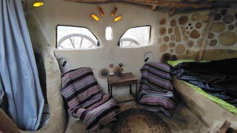 Hobbit Studio in Eco-friendly Farm
