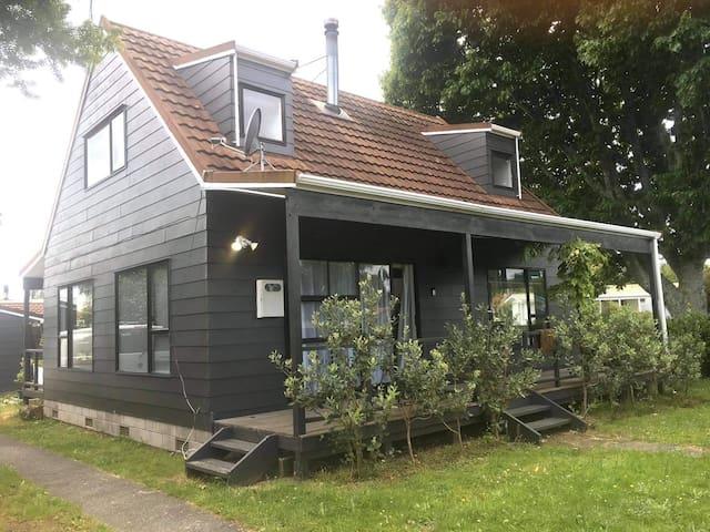 The Hirangi cottage