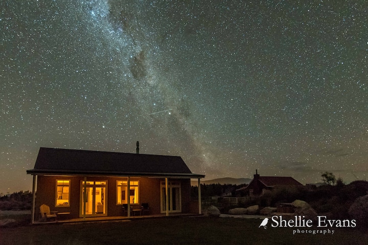 Night Sky Cottage - Kahu Cottage - HOT TUB