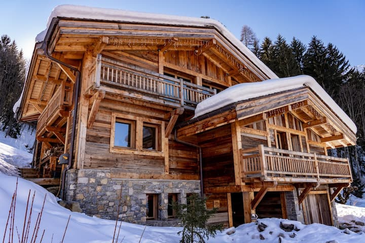 Family Large Group Chalet 5 bedrooms