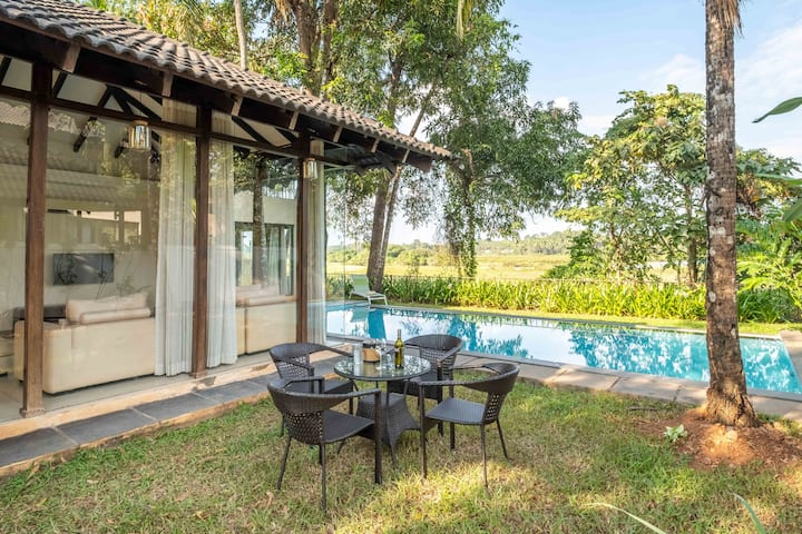 Alba Villa Luxurious 4BHK with Private Pool