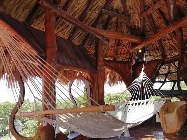 """Habitación """"El Mirador"""" en La Quinta Orquídea"""